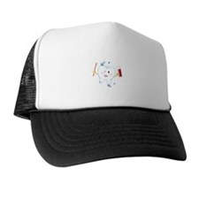 Tooth & Paste Trucker Hat