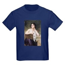 Woman Writer Classical Bouguereau Painting T