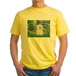 Bridge & Bolognese Yellow T-Shirt