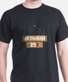 Outhouse 25¢ T-Shirt