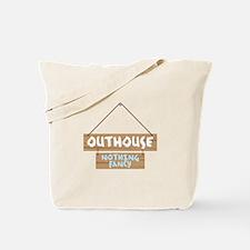 Nothing Fancy Tote Bag