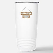 Nothing Fancy Travel Mug