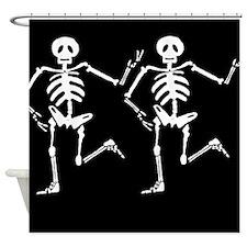 Halloween design Shower Curtain