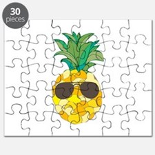 Sunny Pineapple Puzzle