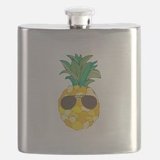 Sunny Pineapple Flask