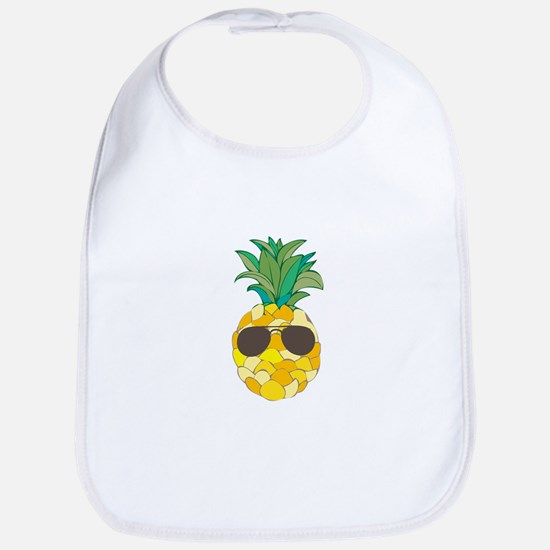 Sunny Pineapple Bib