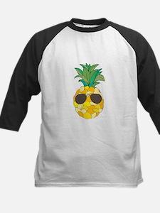 Sunny Pineapple Baseball Jersey