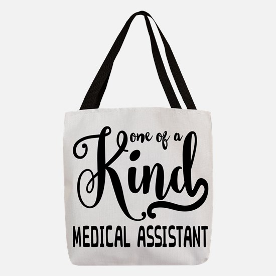 Medical Assistant Gift Polyester Tote Bag