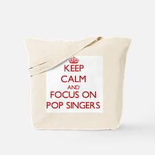 Cute British singer Tote Bag