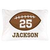 Football Pillow Cases