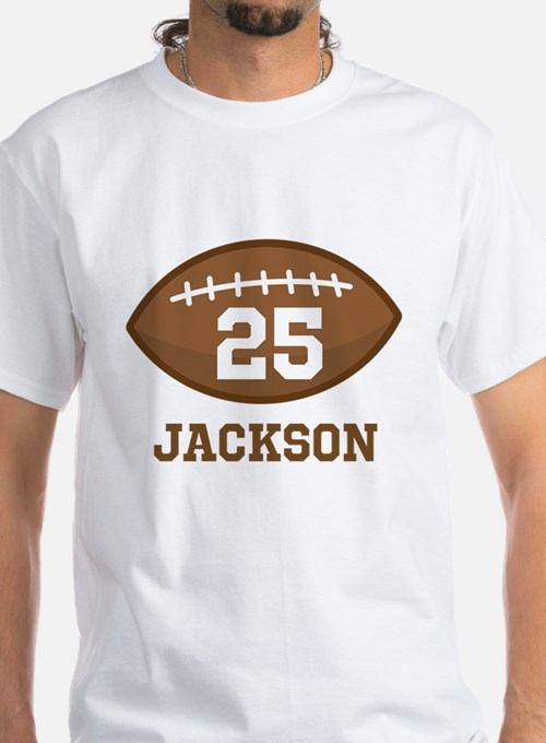 Kids football t shirts shirts tees custom kids for Personalized football t shirts