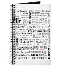 Ballet Collage Journal