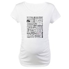 Ballet Collage Shirt