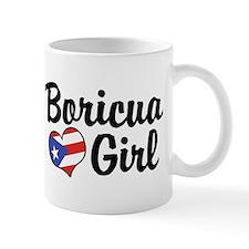 Boricua Girl Mug
