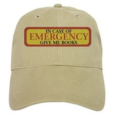 In case of Emergency Baseball Cap