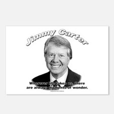 Jimmy Carter 02 Postcards (Package of 8)