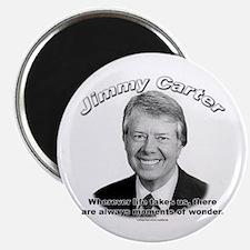 "Jimmy Carter 02 2.25"" Magnet (100 pack)"