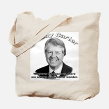 Jimmy Carter 02 Tote Bag