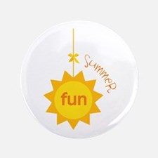 "Summer Fun 3.5"" Button"