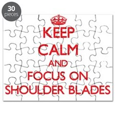 Carry on and keep calm Puzzle