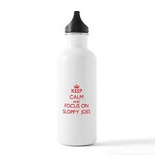 Unique Sloppy joe Water Bottle