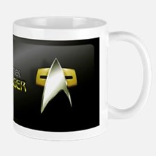 Custom Star Trek Voyager Mugs