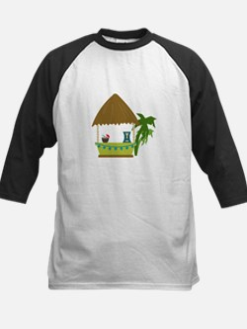 Tropical Bar Baseball Jersey