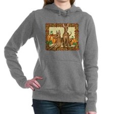 Autumn Pharaoh Hounds Women's Hooded Sweatshirt