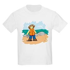 Kids Fishing T-Shirt