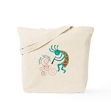 Water Sprinkler Tote Bag