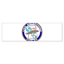 cvn_65 Bumper Bumper Sticker