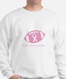 Personalize Pink Football Jumper