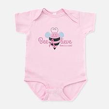 Beelieve In A Cure Infant Bodysuit
