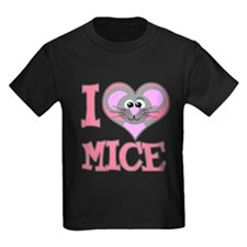 I Love (Heart) Mice T