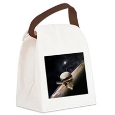 new horizons Canvas Lunch Bag