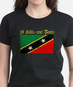 Saint Kitts and Nevis Flag Tee