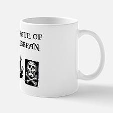 I am a Pirate of the Caribbea Mug
