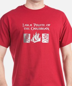 I am a Pirate of the Caribbea T-Shirt