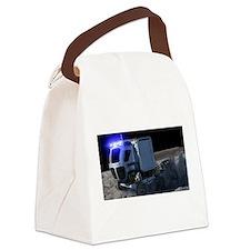 lunar rover Canvas Lunch Bag