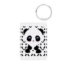 Cute Panda Bear Keychains