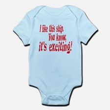 It's Exciting! Body Suit