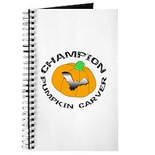 Pumpkin Carver Journal