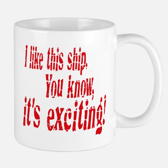 It's Exciting! Mugs