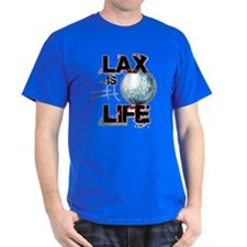 Lax Is Life T-Shirt