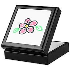 Unique Francesca Keepsake Box