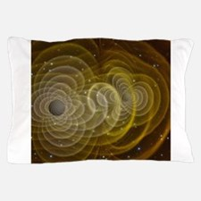 black hole Pillow Case