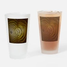 black hole Drinking Glass
