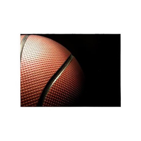 Basketball 5u0027x7u0027Area Rug