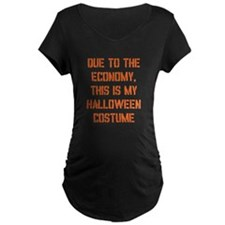 Due to the Economy, This is My Halloween Costume M