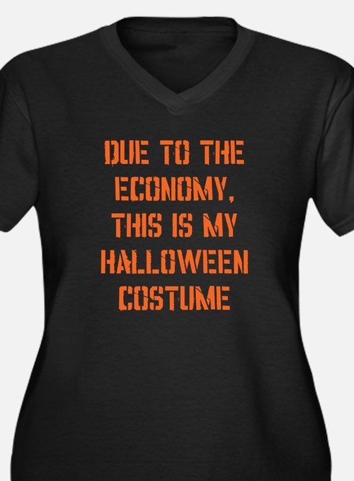 Due to the Economy, This is My Halloween Costume P
